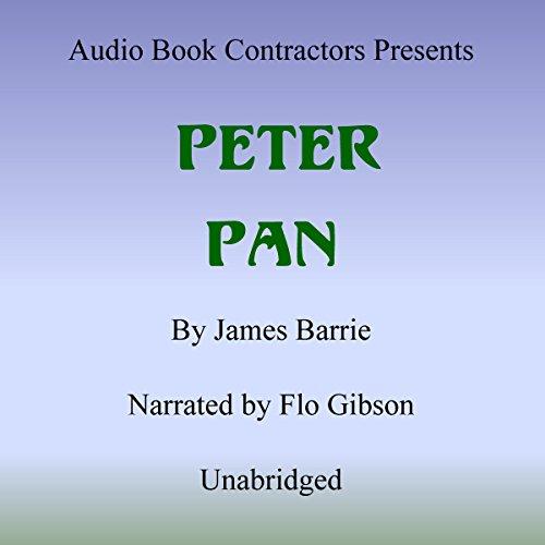 Peter Pan Audiobook By James Matthew Barrie cover art