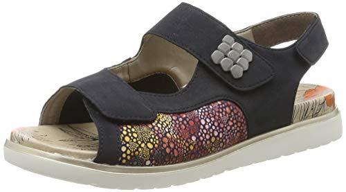 Rieker V5071-14 dames sandalen