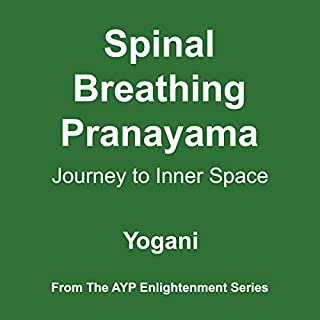 Spinal Breathing Pranayama - Journey to Inner Space cover art