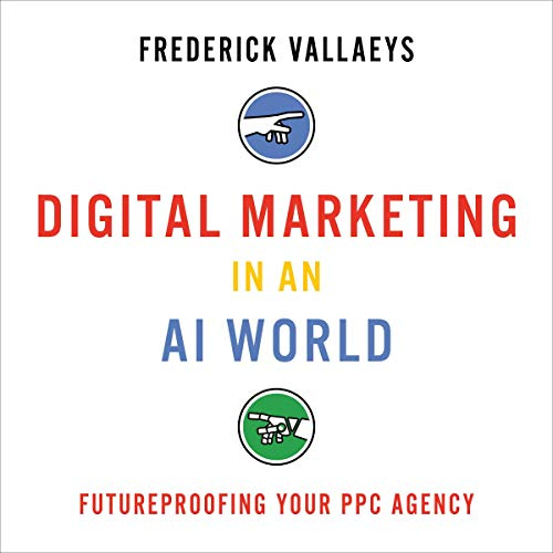 Digital Marketing in an AI World cover art