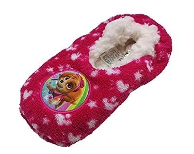 Zapatillas babuchas Infantiles Estar por casa Paw Patrol para niñas (31 EU, Rosa) por AUCUNE