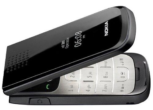 Nokia 2720 4,57 cm (1.8') 90,3 g Nero