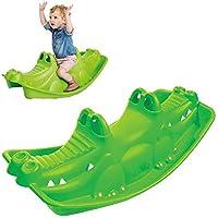 Paradiso Toys NV–Balancín cocodrilo Verde 1m, t02319