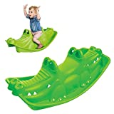 Paradiso Toys NV - Bascule Crocodile Vert 1M, T02319