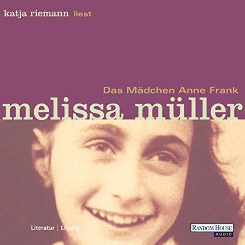 Das Mädchen Anne Frank Titelbild