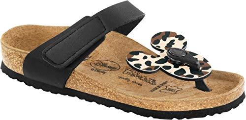 BIRKENSTOCK Zehensteg Sandale Tofino Mickey Leo 103423, Größe + Weite:31 schmal, Farben:Mickey Leo