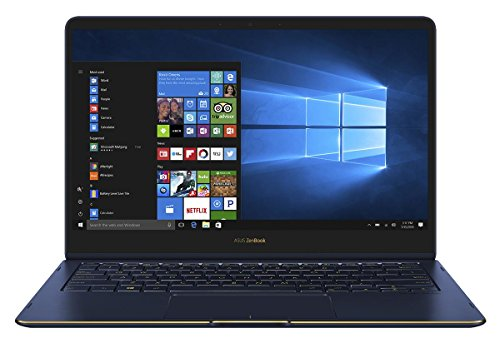 ASUS ZenBook Flip UX370UA-C4122T 2.70GHz i7-7500U 13.3' 1920 x 1080Pixel Touch screen Blu Ibrido (2 in 1)