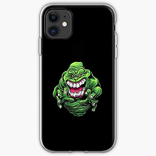Lravieyew iPhone 11 12 PRO Max XR 6/7/8 SE 2020,Busters Cinema Monster Movies Green Ghost Ghostbusters Cartoon AntiGraffio Cover