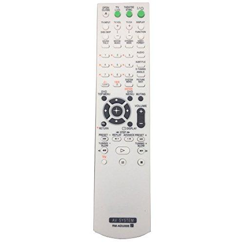 Qinyun, RM-ADU005, telecomando per home theater Sony con DVD, DAV-DZ20, CD, SA-CD