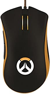 Razer Overwatch DeathAdder Chroma Gaming Mouse - Yellow/Black