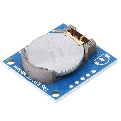 RETYLY Tiny DS1307 I2C RTC DS1307 24C32 Zeit Time Uhr Modul fuer