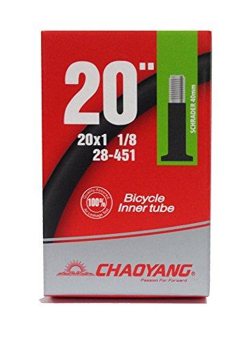 26/x 1.95//2.125/FV Noir Chaoyang Europe standart Tube Chambre /à air