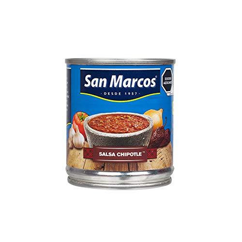 SAN MARCOS Chipotle Chilisoße - Salsa Chipotle, 215g