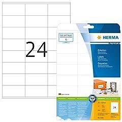 HERMA 4360 Adressaufkleber DIN A4