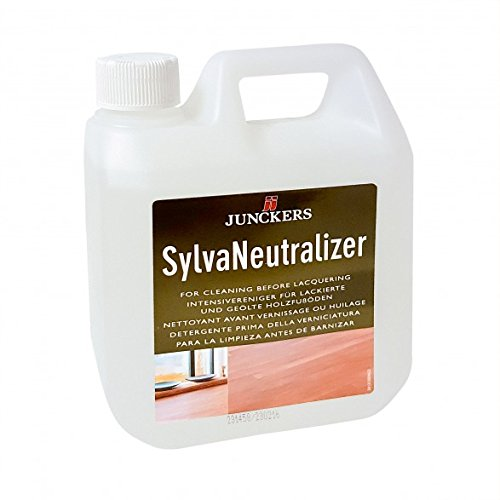 Intensivreiniger für stark verschmutzte Holzböden Junckers Sylva Neutralizer 1 Ltr.