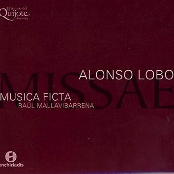 Alonso Lobo: Missae