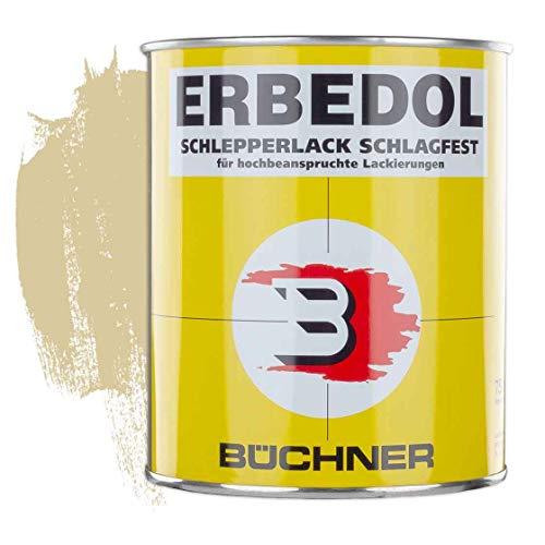 Schlepperlack | FRITZMEIER-ELFENBEIN | 0,75 l | restaurieren | Traktor | lackieren | Farbe | Trecker | Frontlader | Lack | Lackierung | Farbton | schnelltrocknend | deckend