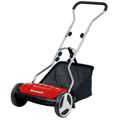 Einhell GE-HM 38 S-F Manual Deluxe 15-Inch 5-Blade...