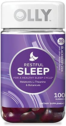 Olly Restful Sleep 100 ct Pack of 2 product image