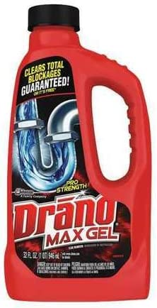 Drano Spring new work one after Fashion another Max Gel Clog of Remover 6 Pack