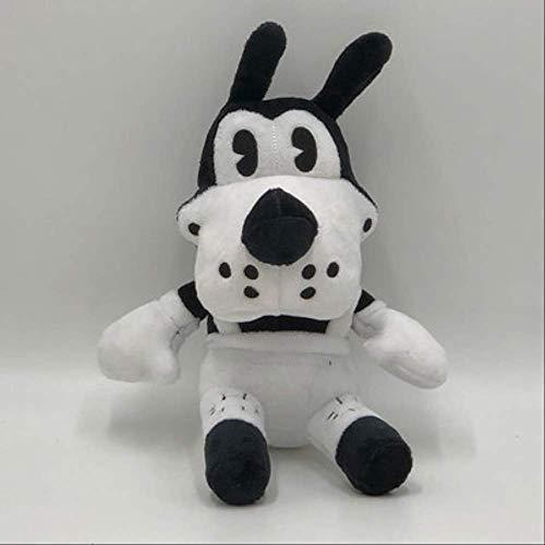 GHJU Homedecor Soft Toy Thriller Spiel Bendy and The Inkmachin weiches Plüsch-Spielzeug-Puppe Kinder-Kuscheltiere Qingqiao
