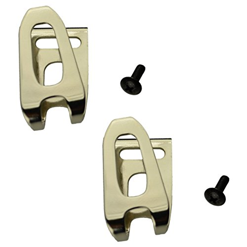 Makita 346449-3 and 251314-2 (2 Pack) Belt Hooks for Cordless Tools