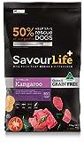 SavourLife Australian Grain Free Kangaroo for Adult Dog, 10 Kilograms