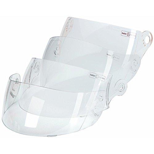 germot Visière clair anti-rayures pour casque GM 206 205 240 410 + Jeu de Mécanique