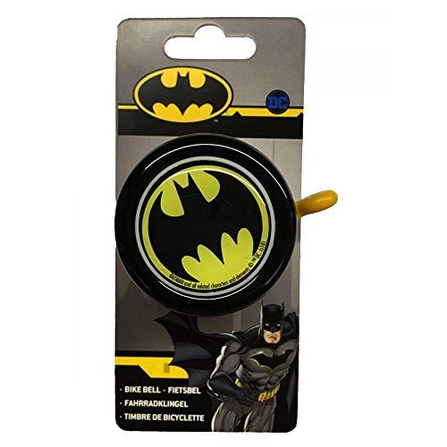 GUIZMAX Glocke Metall Rund Batman Fahrrad Kind