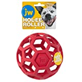 Wj JW HOL-EE Roller Large, Juguete para Perros Masticar Y Morder, Assorted, L