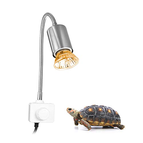 Decdeal Schildkröten Wärmelampe