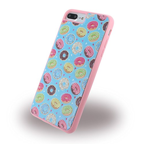 Funda iPhone 7 Plus blanda - Donuts