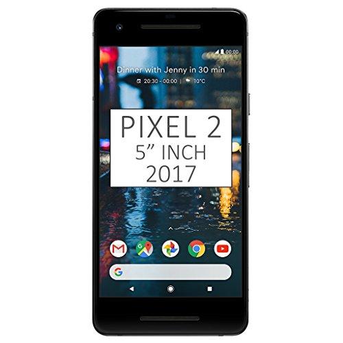 Google Smartphone Pixel 2 128GB (zwart)