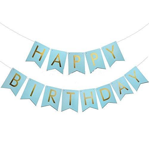 Happy Birthday Bunting Amazon Co Uk