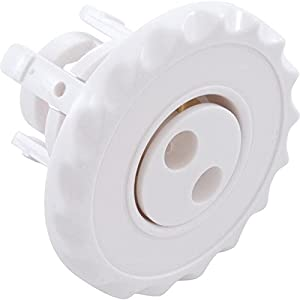Pool Spa Pulsator White Mni Jet Waterway 224-1040
