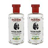 Thayers Witch Hazel Toner with Aloe Vera Cucumber (2-Pack)