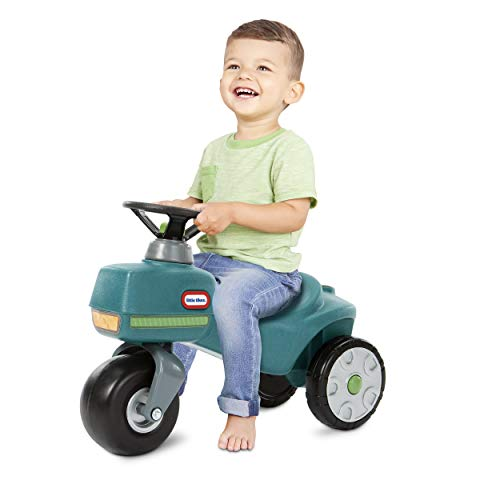 Little Tikes Go Green! Ride-On Tractor for Kids Only $29.99 (Retail $42.99)