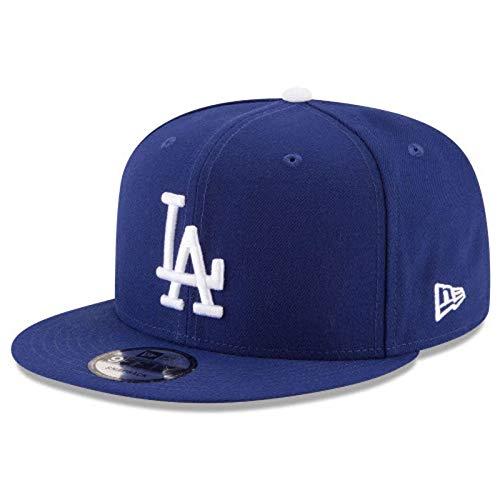 New Era 9Fifty Sombrero Los Angeles Dodgers Basic El Snapback Ajustable Azul Gorra