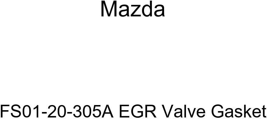 Mazda FS01-20-305A EGR 2021 new Japan's largest assortment Gasket Valve