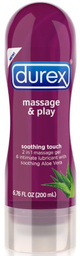 Durex Play 2in1 Lubricant Intimate Lube & Massage Gel Free Shipping From Thailand