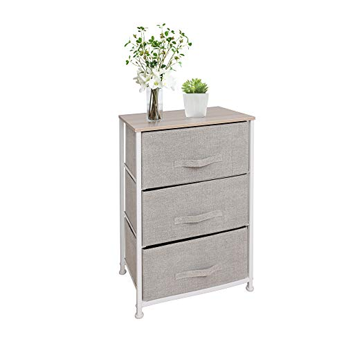 Find Cheap East Loft Nightstand Dresser - Storage Organizer for Closet, Nursery, Bathroom, Laundry o...