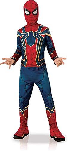 Rubie's - Déguisement Officiel - Marvel - Spiderman - Déguisement, Garçon - Taille S - I -...