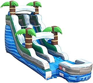 50 ft inflatable water slide