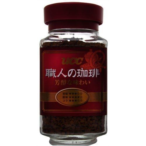ユーシーシー上島珈琲UCC職人の珈琲芳醇な味わい瓶90g