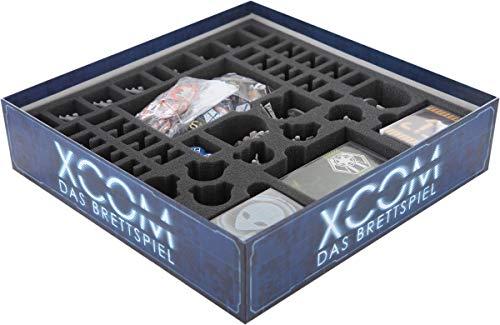 Feldherr Schaumstoff-Set kompatibel mit XCOM: Das Brettspiel - Box