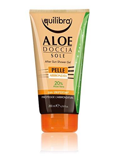 Equilibra Aloe Doccia Sole - Confezione da 12 Pezzo