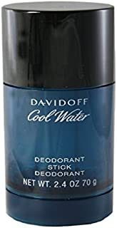 Davidoff Cool Water Deodorant Stick 2.4 oz./75g