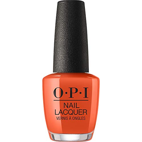 OPI Nail Lacquer, Suzi Needs A Loch-Smith