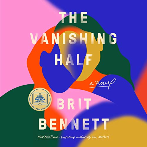 The Vanishing Half  By  cover art