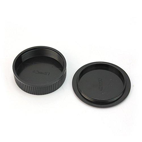 Pinzhi - Nuevo Tapa Cuerpo + Tapa Lente Trasera para M42 42mm Cámara Digital Buena Venta